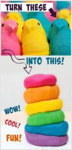 http://www.growingajeweledrose.com/2015/02/peeps-play-dough-recipe.html