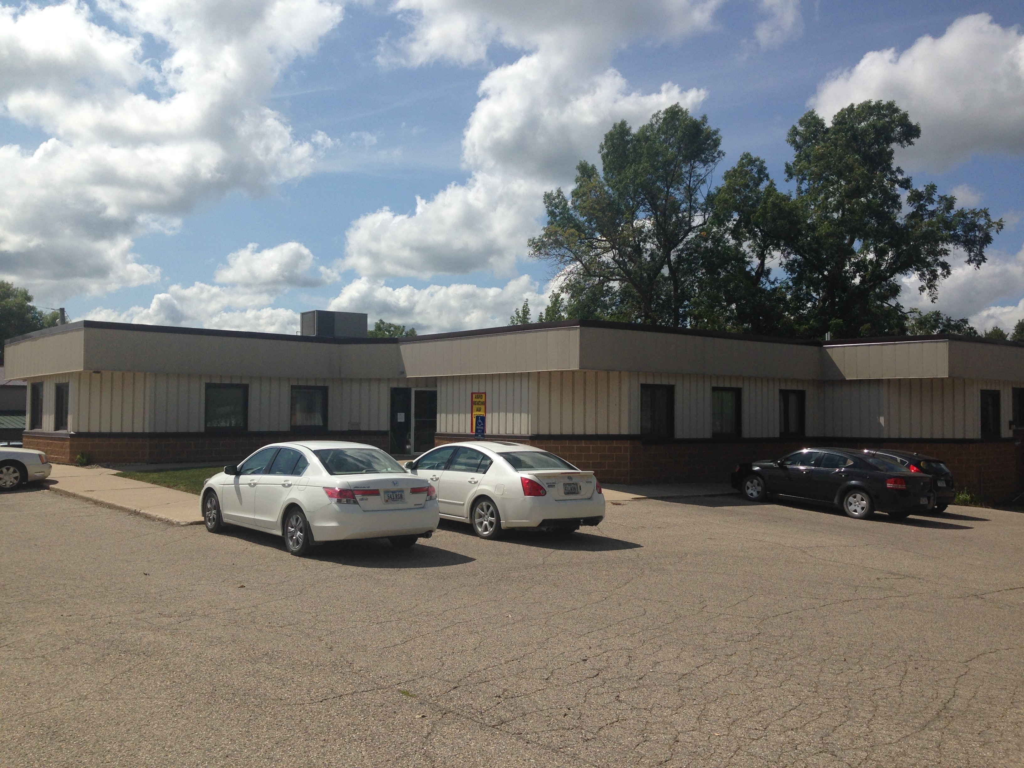 Our new office building!
