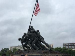 Marine Corps Memorial - Iwo Jima