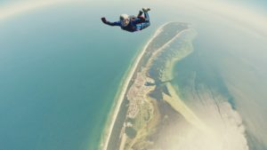 Free Falling - Skydiving