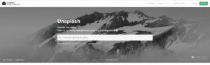 Unsplash_Picture Websites