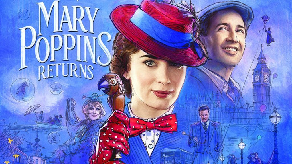 Mary Poppins Returns Movie